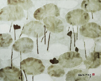 Kim Chunok, 'Nature-Relationship  '