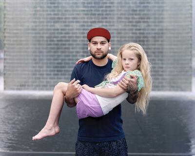 Richard Renaldi, 'Chris and Amaira, 2013, Chicago, IL', 2013