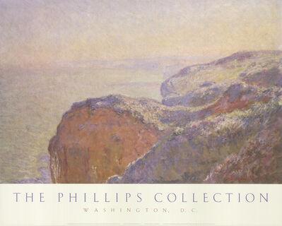 Claude Monet, 'On the Cliffs, Dieppe', 1986