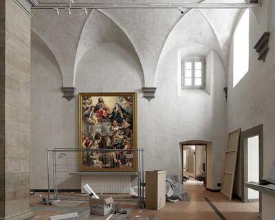 Massimo Listri, 'Galleria degli Uffizi, Firenze, Italy', 2019