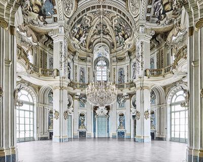 David Burdeny, 'Rotunda, Stupinigi Palace, Piedmont, Italy, 2016 ', 2016