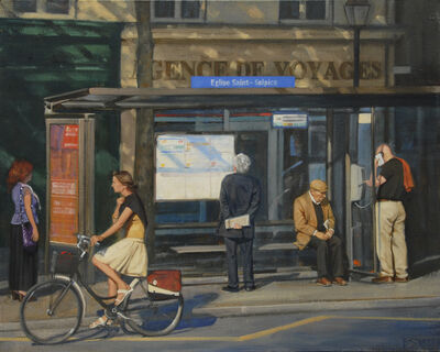 Bradley Stevens, 'Waiting for the 63'