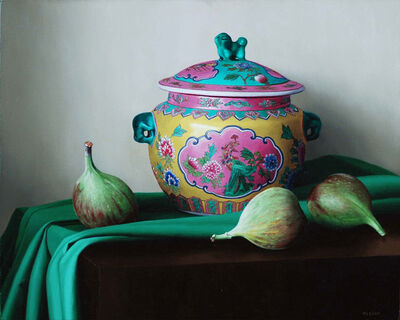 Renato Meziat, 'Japanese Vase', 2008