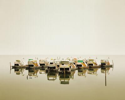 David Burdeny, 'Swan Boats, Hanoi, Vietnam', 2011
