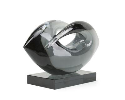 Elio Raffaeli Murano, 'An Elio Raffaeli Murano glass sculpture'