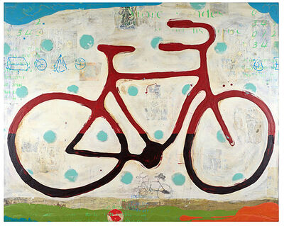 John Randall Nelson, 'Bike to Sleep', 2020