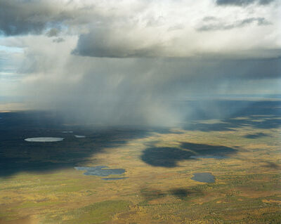 Eamon Mac Mahon, 'Thunderstorm, Northern Saskatchewan ', 2004