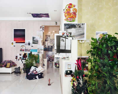 Guanyu Xu, 'Rooms of Convergence', 2018