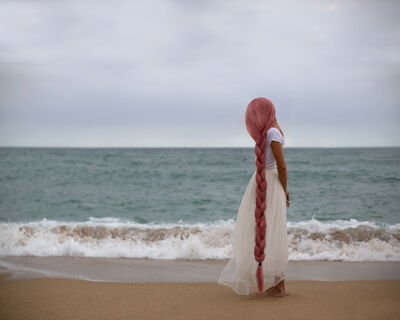 Patty Maher, 'Rapunzel by the Sea', 2020