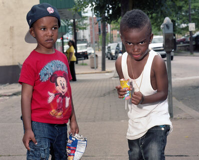 Mark Neville, 'Kids in Braddock', 2012