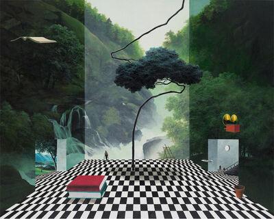 Sun-Tai Yoo, 'The words-My Garden', 2016