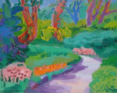 Willy Ramos, 'Jardin Botanico'