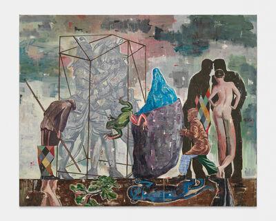 Nicky Nodjoumi, 'Path Leading to Complex Landscape', 2015