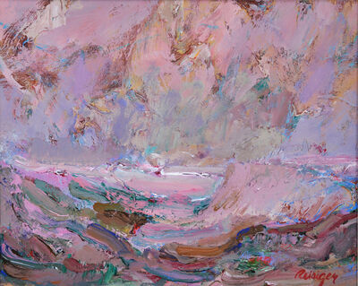 Harry Reisiger, 'Pink Sky #221', 1991-1994