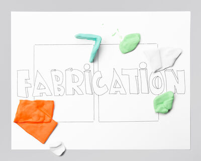 Jeanie Riddle, 'FABRICATION', 2015-2016