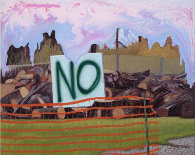 Jean-Charles Eustache, 'No', 2011