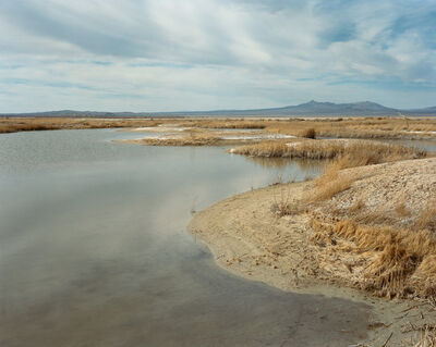Alex Slade, 'Nextera SEGS VI-IX/Harper Lake Wildlife Viewing Area, Lockhart, CA', 2013