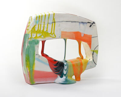 Lauren Mabry, 'Glazescape (20.01)', 2020