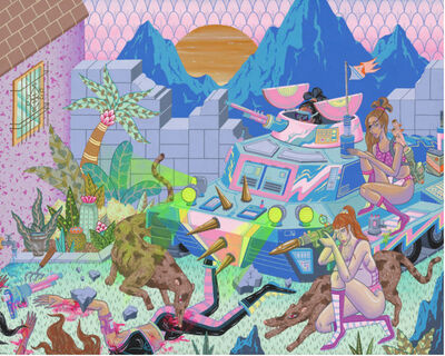 Kristen Liu-Wong, 'The Invasion'