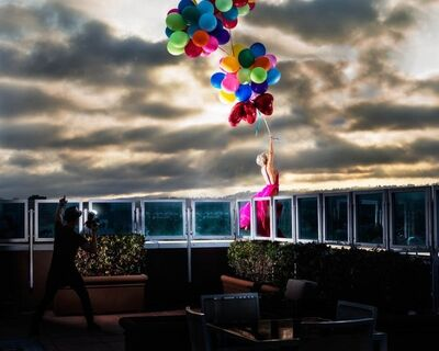 David Drebin, 'Blowing Away', 2015