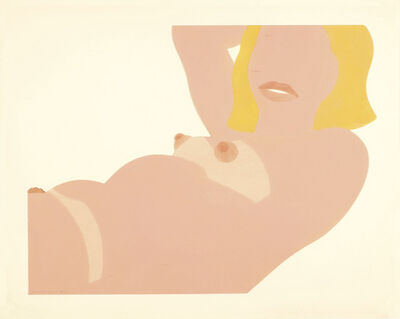 Tom Wesselmann, 'Great American Nude Cut Out', 1970