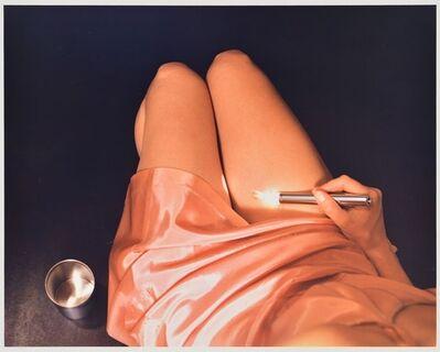 Jo Ann Callis, 'Woman in Pink Slip', 1977