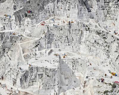 David Burdeny, 'Cava Bianco VI, Carrara, Italy', 2018