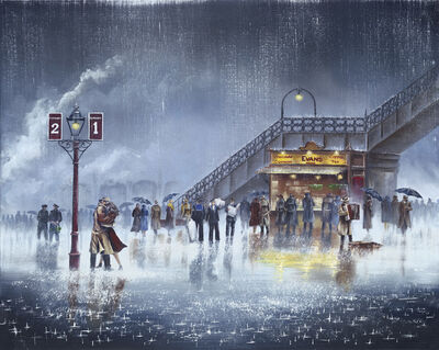 Jeff Rowland, 'You Don't Know How Much I Miss You', 2017