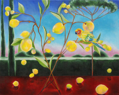 Katherine Pappas-Parks, 'One Moment is Timeless, as the Flying Birds Know III'