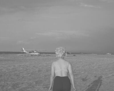 Tania Franco-Klein, 'Plane (Self-Portrait) Chapter 2', 2018