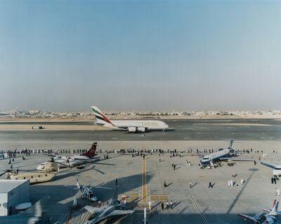 Mark Power, 'Airbus A-380, Dubai Airshow', November 2005