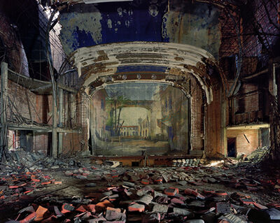 Andrew Moore, 'Palace Theatre, Gary, Indiana', 2008