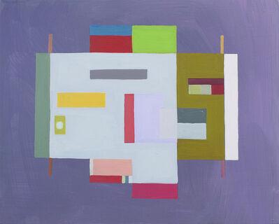 Julie Langsam, 'Rudolph Floorplan: Rudolph House, Sarasota', 2015