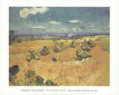 Vincent van Gogh, 'The Wheat Field', 2003