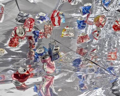 Marilyn Waligore, 'Aluminum RWB #4', 2019