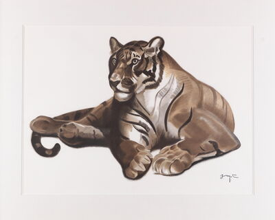 Georges-Lucien Guyot, 'Tiger'