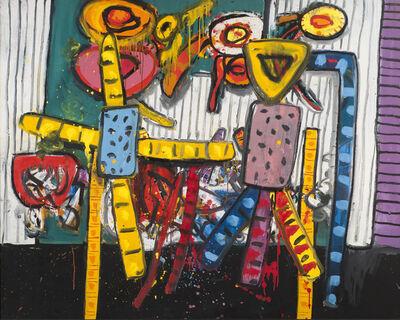Alan Davie, 'Signals For Little Tut', 1963