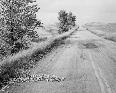 Robert Adams, 'Nebraska State Highway 2. Box Butte County, Nebraska', 1978