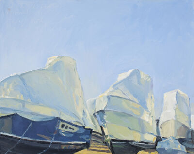 George Nick, 'Chelsea Boats 4 March 2012', 2012