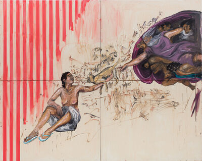 Camila Soato, 'Imundas e Abençoadas 0', 2014