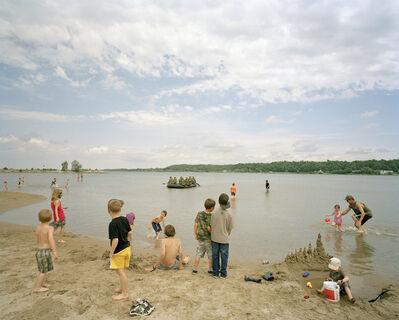 Eamon Mac Mahon, 'Kelso Beach, Ontario', 2012