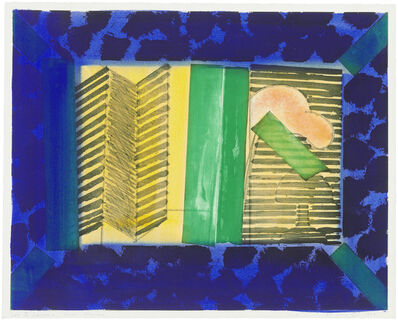 Howard Hodgkin, 'Nick', 1977