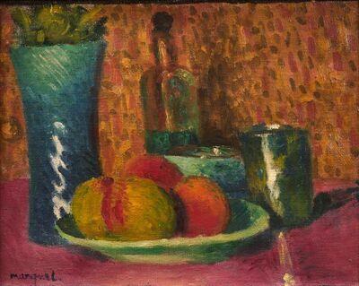 Albert Marquet, 'Nature morte aux pommes', ca. 1898