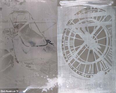 Robert Rauschenberg, 'Time Scan (Phantom)', 1991