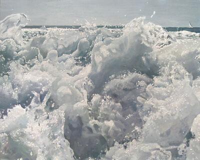 Stephen Wright, 'Surf & Sailboat', 2020