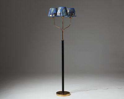 Josef Frank, 'Floor lamp model 2598', 1950's