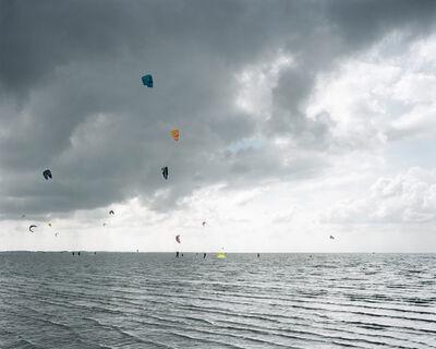 Bas Princen, 'Car Beach', 2001