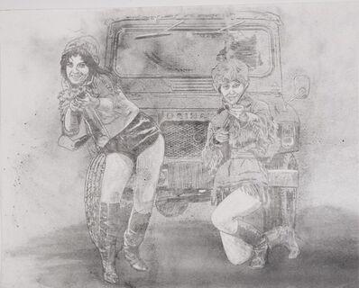 Wilson Diaz, 'Sin título. (De la serie la flor caduca de la hermosura de su gloria)', 2011
