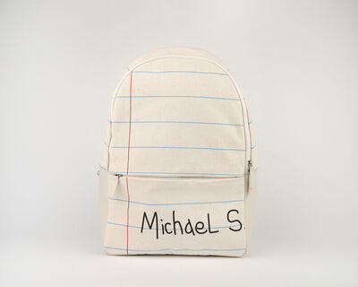 Michael Scoggins, 'Backpack L', 2019