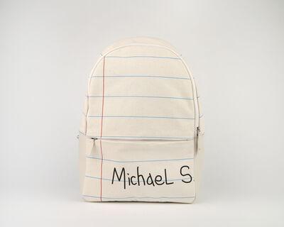 Michael Scoggins, 'Backpack L', 2019